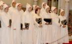 الملك محمد السادس يعين  مصطفى المنصوري سفيرا بالسعودية بالقصر الملكي بالدار البيضاء