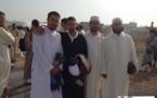 أجواء صلاة عيد الفطر بمصلى بني انصار