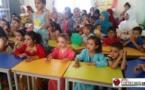 المركز الاجتماعي المتعدد الاختصاصاتزروالة  ببني أنصار يحتفل بليلة القدرالمباركة وانتهاء السنة الدراسية لاطفال التعليم الاولي