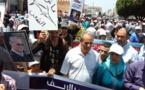 والد ناصر الزفزافي القائد الميداني لحراك الريف; اعتقال إبني أو احتمال إغتياله كان منتظراً بالنسبة إلي
