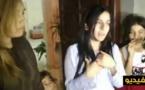 سليمة الزياني المعروفة بإسم سيليا،  تعتنق الحرية/ فيديو