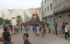 نشطاء الحراك بمدينة إمزورن بإقليم الحسيمة: في مسيرات احتجاجية على عمليات الاعتقال  وللمطالبة بحقيقة وفاة الناشط العتابي/  فيديو