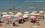 قرار رسمي بمنع السباحة بشاطئ  ميامي وبوقانا ببني انصار