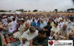 Melilla: Sólo 4 000 personas asisten al rezo colectivo la CIM habla de éxodo masivo / video