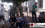 معظلة النقل الجامعي باقليم الناظور عامة و فرخانة خاصة / فيديو