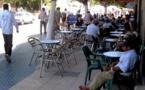 سلطات بني انصار: هل ستسير على نفس نهج  مدن اقليم الناظور وتحجز كراسي و طاولات  المقاهي التي تحتل الارصفة