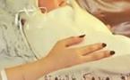 تهنئة بمناسبة ازديان فراش السيد علاء الدين خيري بمولودة جديدة ببني انصار