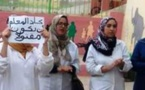 احتجاجات بفرخانة بسبب الاعتداء على استاذة بمدرسة باريوتشينو