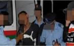 حملات تمشيطية ليلية ضد المتسكعين والمنحرفين بالنقط السوداء ببني انصار