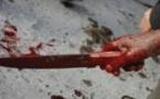 جريمة قتل بشعة بإحدى المقاهي ضواحي بسلوان باقليم الناظور