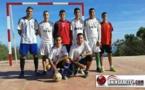 جمعية ثلاث مذرات تدشن ملعب كرة القدم في توريرت ورش بني شيكر/ فيديو