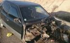 حادثة سير خطيرة على الطريق الرابطة بين بويفار والناظور