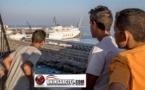 الحرّاكـة: يطالبـون باحداث مركز للإيواء ببني انصارالحدودية مع مليلية