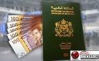 """رفع ثمن """"تامبر"""" الباسبور لـ800  درهم لمغاربة الخارج"""