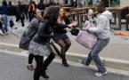 Un ladrón causa a una mujer  fractura de tibia y peroné al querer robarla en Melilla