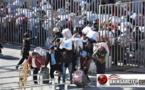 """خطير: هدم مستودعات مليلية المحتلة للتضييق على ممتهني التهريب المعيشي بمعبر """"باريو تشينو"""" ببني انصار"""
