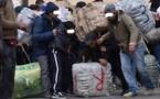 Un porteador muere y varios resultan heridos tras una avalancha en la frontera de Melilla