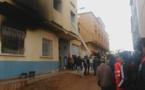 اندلاع النار في منزل من طابقين بسبب شاحن هاتف نقال