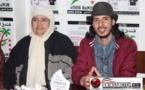 جمعية أمزيان تكرم في حفل متميز الفنان سيفاكس والخبير الدولي في صناعة الحلويات فؤاد بوطيبي