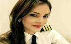 أصغر ربانة من الحسيمة تحصل على المرتبة الأولى من الأكاديمية الدولية للطيران بهولندا