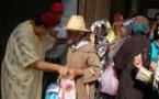 الهيئة الوطنية للاسعاف والتدخل السريع بالناظو تستعد لحملة قفة رمضان في نسختها 1 بالاقليم
