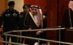 إطلاق النار الكثيف قرب القصر الملكي بالعاصمة  السعودية الرياض / فيديو