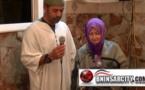 فرنسية تشهر إسلامها بالزاوية الكركرية بالعروي / فيديو