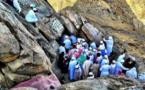 السلطات السعودية تمنع المعتمرين من زيارة  غار حراء