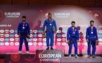 El melillense Yusef Kaddur logra la Medalla de Oro en el Campeonato de Europa / video