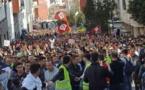 تنظيمات حقوقية  تقرر العودة إلى الاحتجاج في شوارع الحسيمة