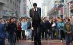 El hombre más alto y el más bajo del mundo