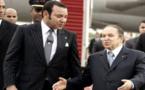 الملك محمد السادس يشكر بوتفليقة على تصويت بلاده لموروكو 2026م