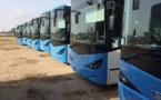 حافلات جديدة للنقل الحضري ببني انصار