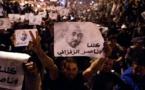 طلبة وجدة يحتجون ضد الأحكام الصادرة في حق نشطاء حراك الريف / فيديو