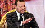 برقية تهنئة مرفوعة إلى صاحب الجلالة الملك محمد السادس بمناسبة عيد الفطر المبارك السعيد