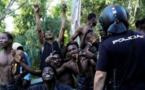 El Gobierno de España  expulsa a los 117 inmigrantes que entraron  a Ceuta