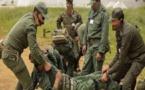 إطلاق النار على للقوات المسلحة الملكية من طرف مهربون في الحدود الشرقية