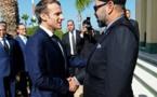 """الملك محمد السادس والرئيس الفرنسي يدشنان القطار فائق السرعة """"البراق""""/ فيديو"""