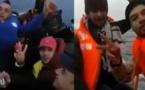 عاش الزفزافي: شعار ردده شباب قرية اركمان وبني شيكر في هجرتهم نحو أوروبا/ فيديو
