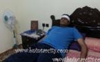 الفاعل الجمعوي بمدينة بني انصار سعيد الشرامطي حالته الصحية مستقرة بسجن زايو