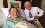 وفاة الرئيس الأميركي الأسبق جورج بوش عن عمر يناهز 94 عامًا