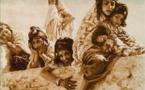 يهوديات مغربيات يتقنون فنون التطريز بشتى انواعه