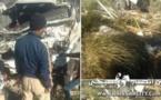 """فاجعة: حادثة سير مميتة بمنعرجات """"تافوغالت"""" بإقليم بركان"""