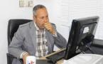 تعزية في وفاة عمته الزميل عبد الجليل بكوري بزايو
