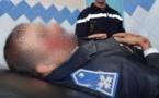 جريمة قتل شرطي بفاس