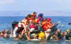 مقتل 45 شخصًا على الأقل وانقاذ 21 بينهم نساء حوامل و اطفال اثر انقلاب قارب