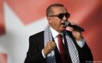 الرئيس التركي رجب طيب أردوغان عليكم بالتصدي للنازيين الجدد