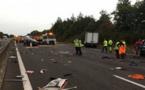حادث  ضخم: اصطدام أكثر من 50 سيارة بمدريد.. وتسجيل 35 إصابة بينهم مغاربة -فيديو