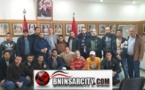 تجديد مكتب جمعية التضامن للخياطة التقليدية والعصرية ببني انصار