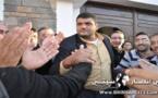تهنئة للأخ سعيد شامطي بمناسبة خروجه من السجن بالناظور